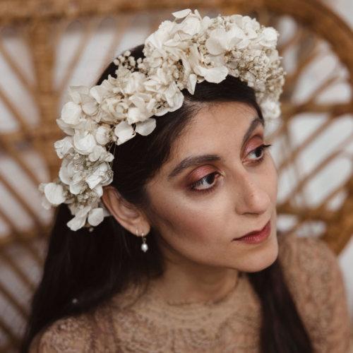 Shari mit Flowercrown